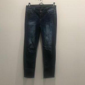 WAX Jean Junior 13 Dark Denim Skinny